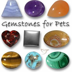 Pet Healing Crystal Pendant